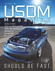 USDM MAGAZINE vol.2